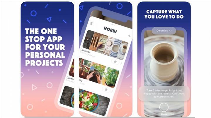 Facebook; Pinterest benzeri Hobbi uygulamasını indirmeye sundu