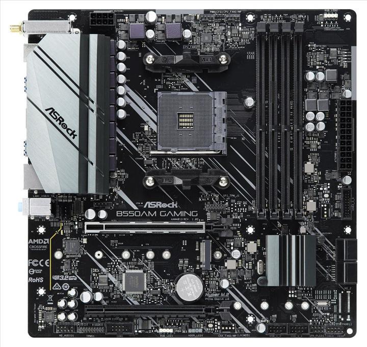 AMD B550A yongasetli anakartlarda PCIe 4.0 desteği sunulabilir
