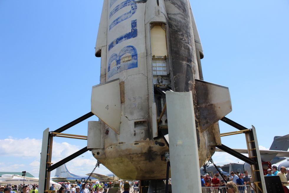Blue Origin'in uzay turizmini başlatacak roketi ve uzay aracı