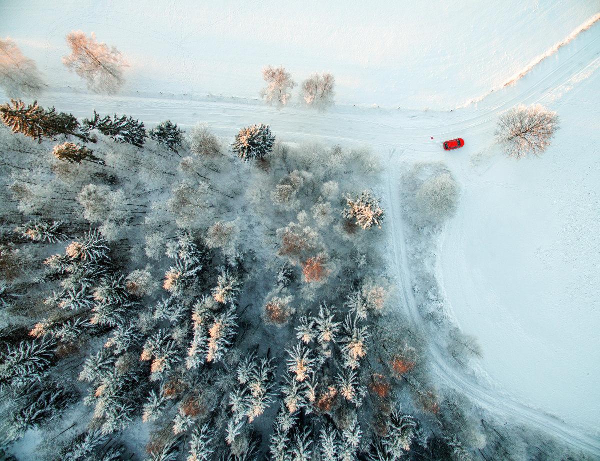SkyPixel tarafından 2017'nin en iyi drone fotoğrafları açıklandı
