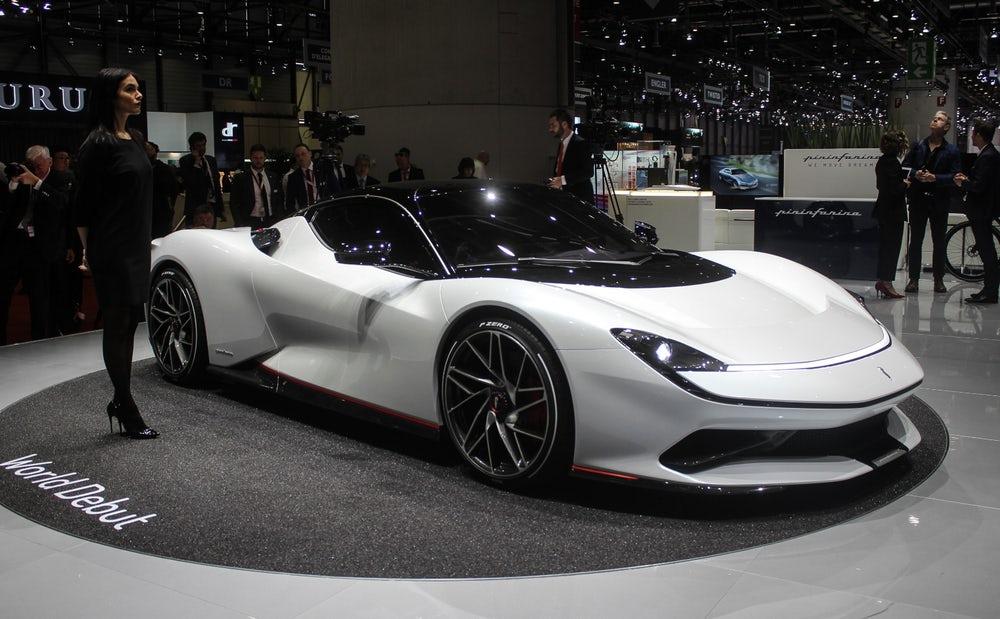 2019 Cenevre Otomobil Fuarı'nın süper otomobilleri [Galeri]