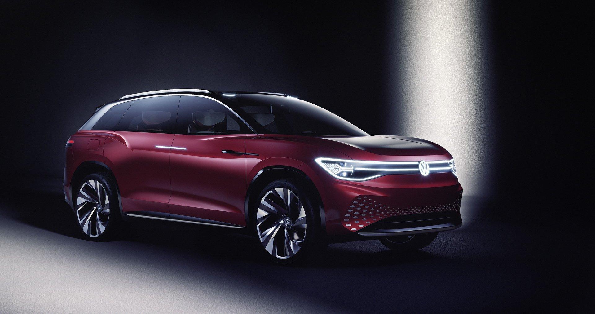Volkswagen, yeni elektrikli SUV konseptini tanıttı: 302 beygir güç ve 450 km menzil