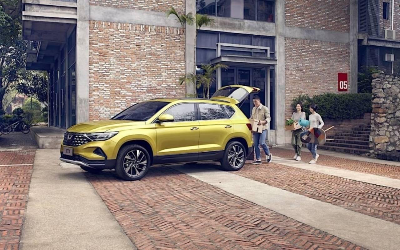 Çin'de ayrı bir marka olan Jetta, ilk modelini 13 bin dolardan satışa sundu