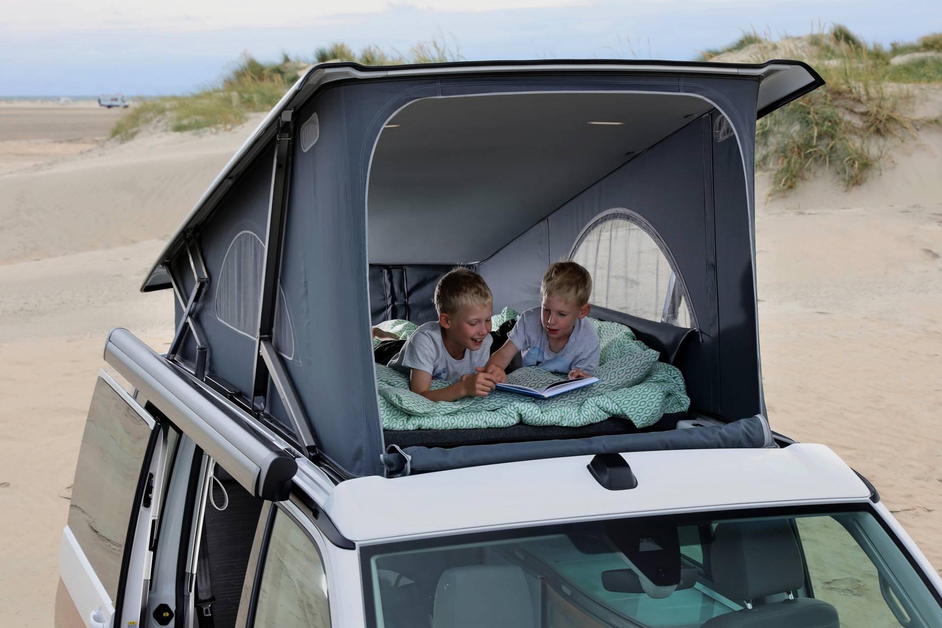 2020 Volkswagen California 6.1 tanıtıldı
