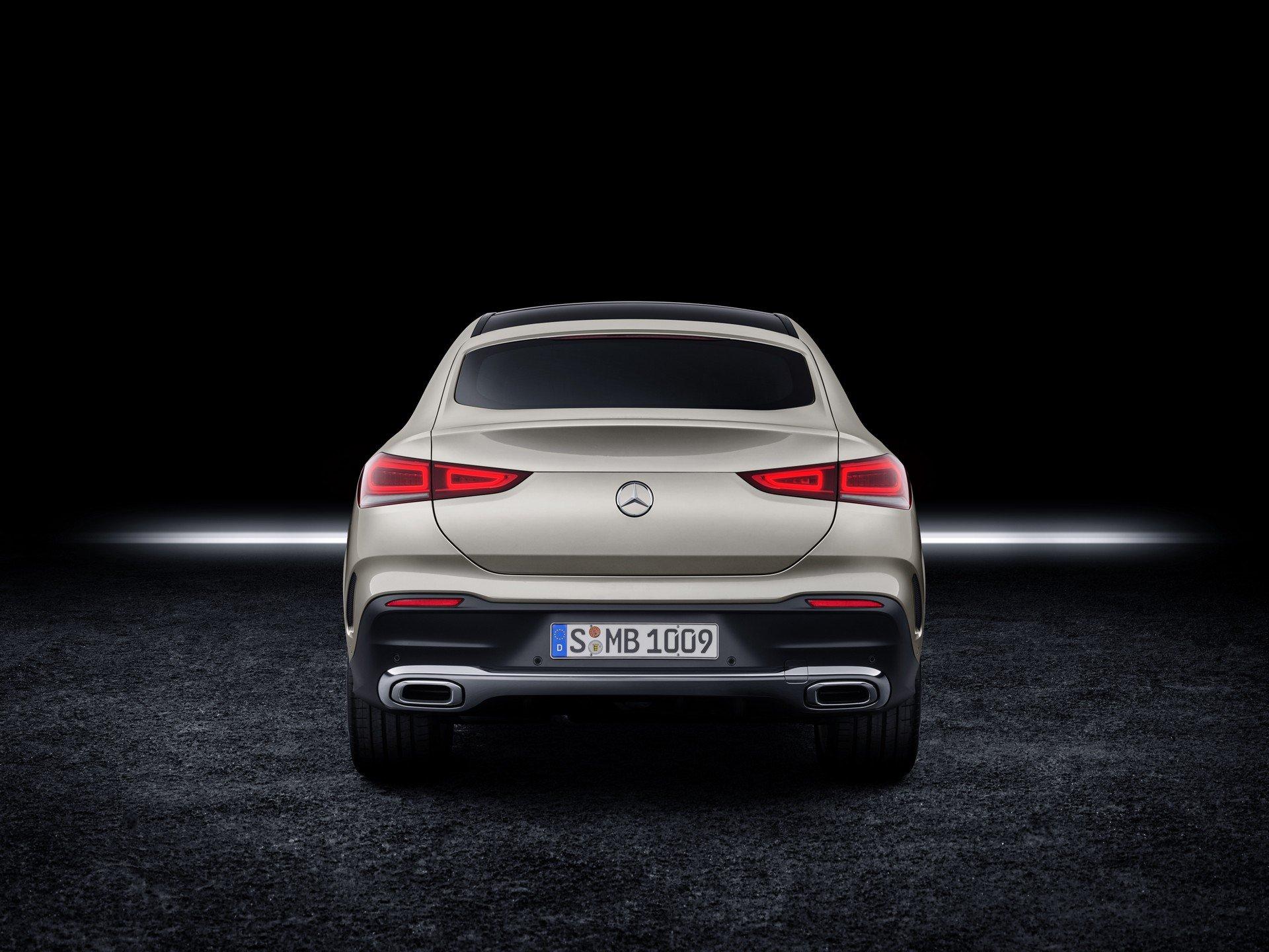 2020 Mercedes-Benz GLE Coupe ve AMG GLE 53 Coupe modelleri tanıtıldı