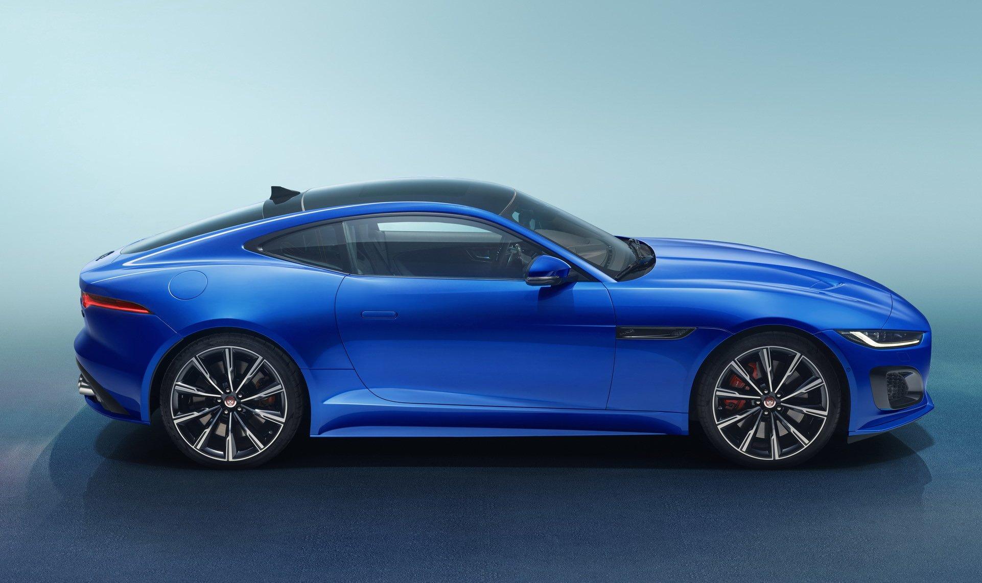 2020 Jaguar F-Type, daha agresif tasarımı ve yeni teknolojileriyle tanıtıldı
