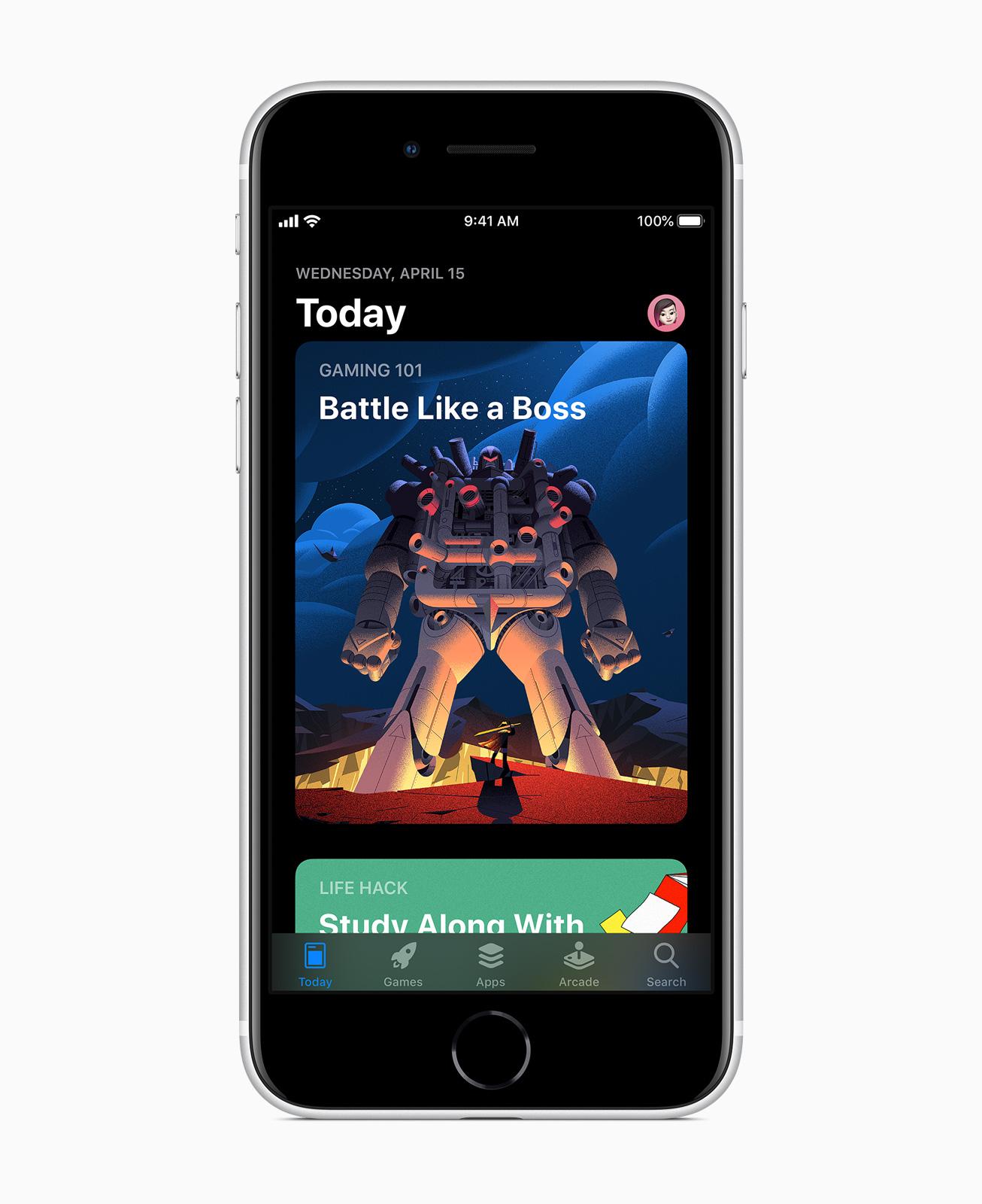 İşte karşınızda yeni iPhone SE!