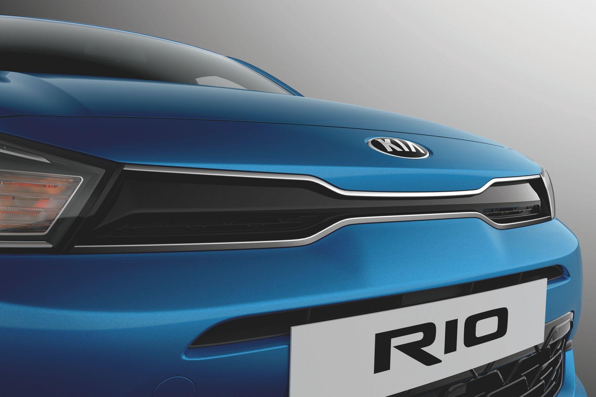 Makyajlı 2020 Kia Rio, hafif hibrit sistemiyle tanıtıldı