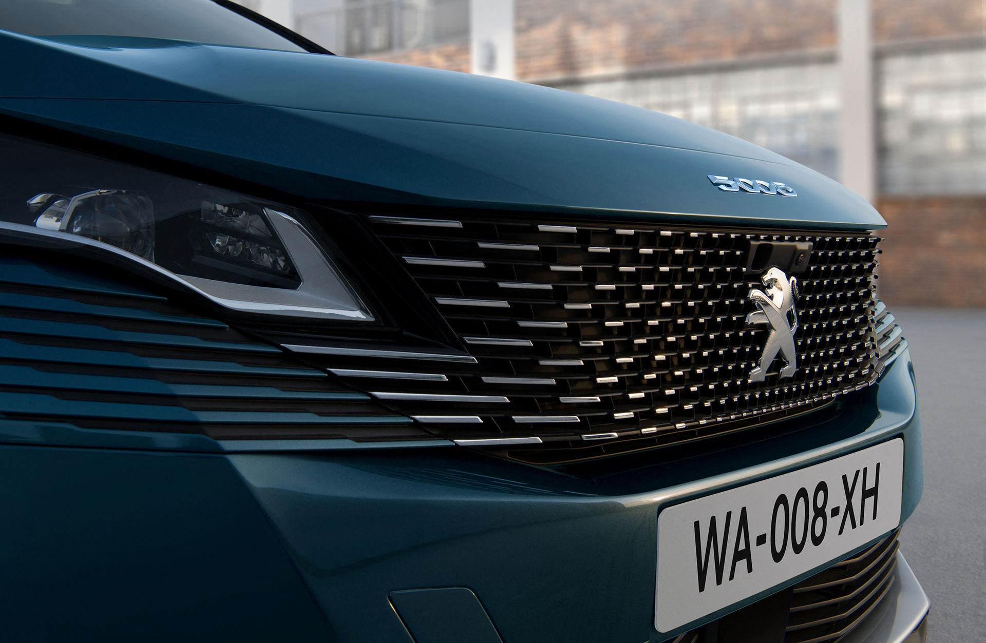 2021 Peugeot 5008, yenilenen yüzüyle karşınızda