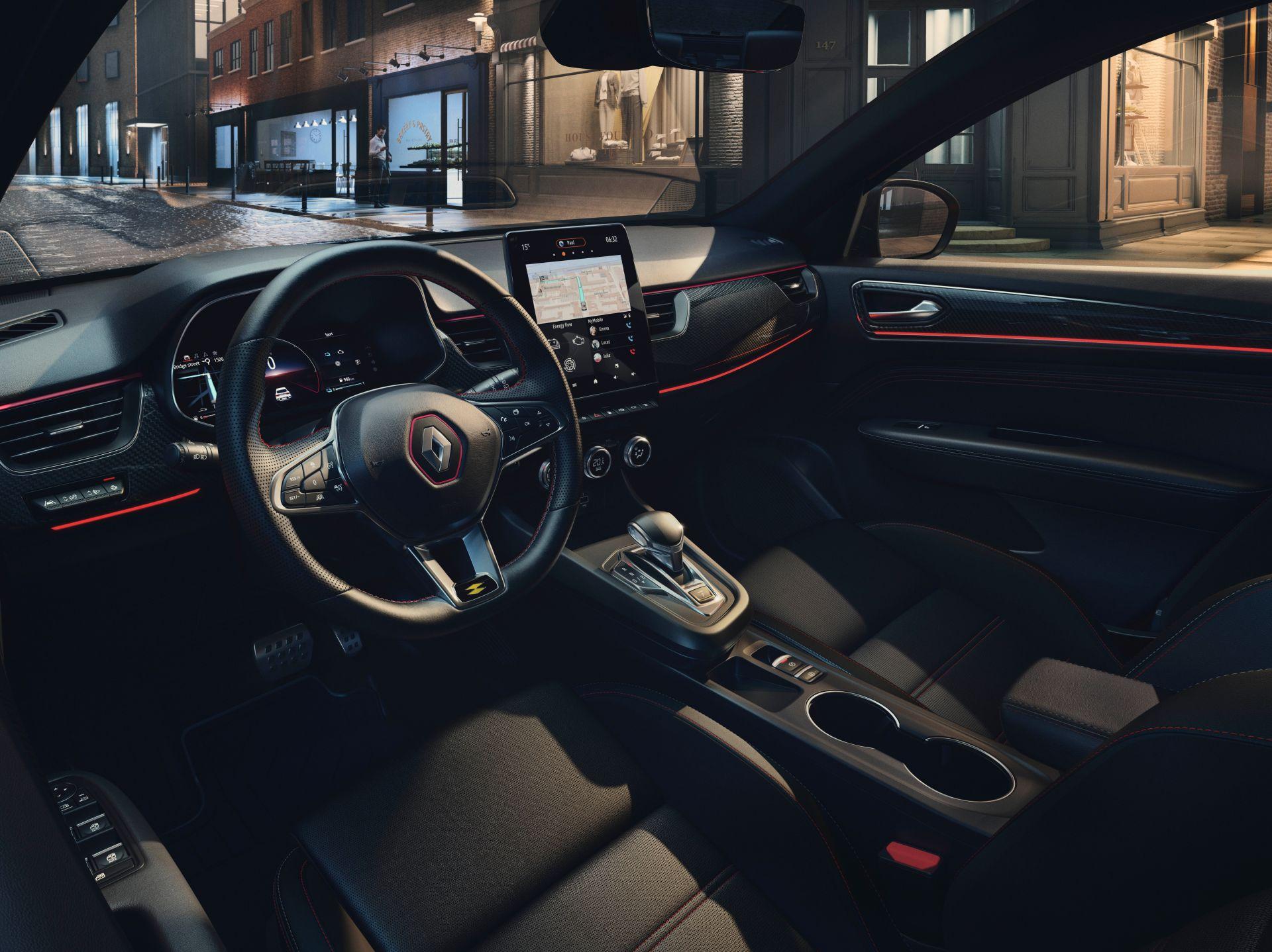 Renault Arkana sonunda Avrupa'ya geliyor: İşte tasarımı ve özellikleri