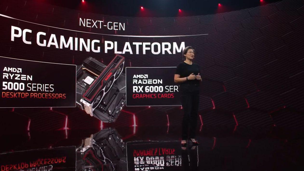AMD RX 6000 tanıtıldı: RTX 3090'i soğuk terleten ve az güç tüketen RX 6900 XT geldi