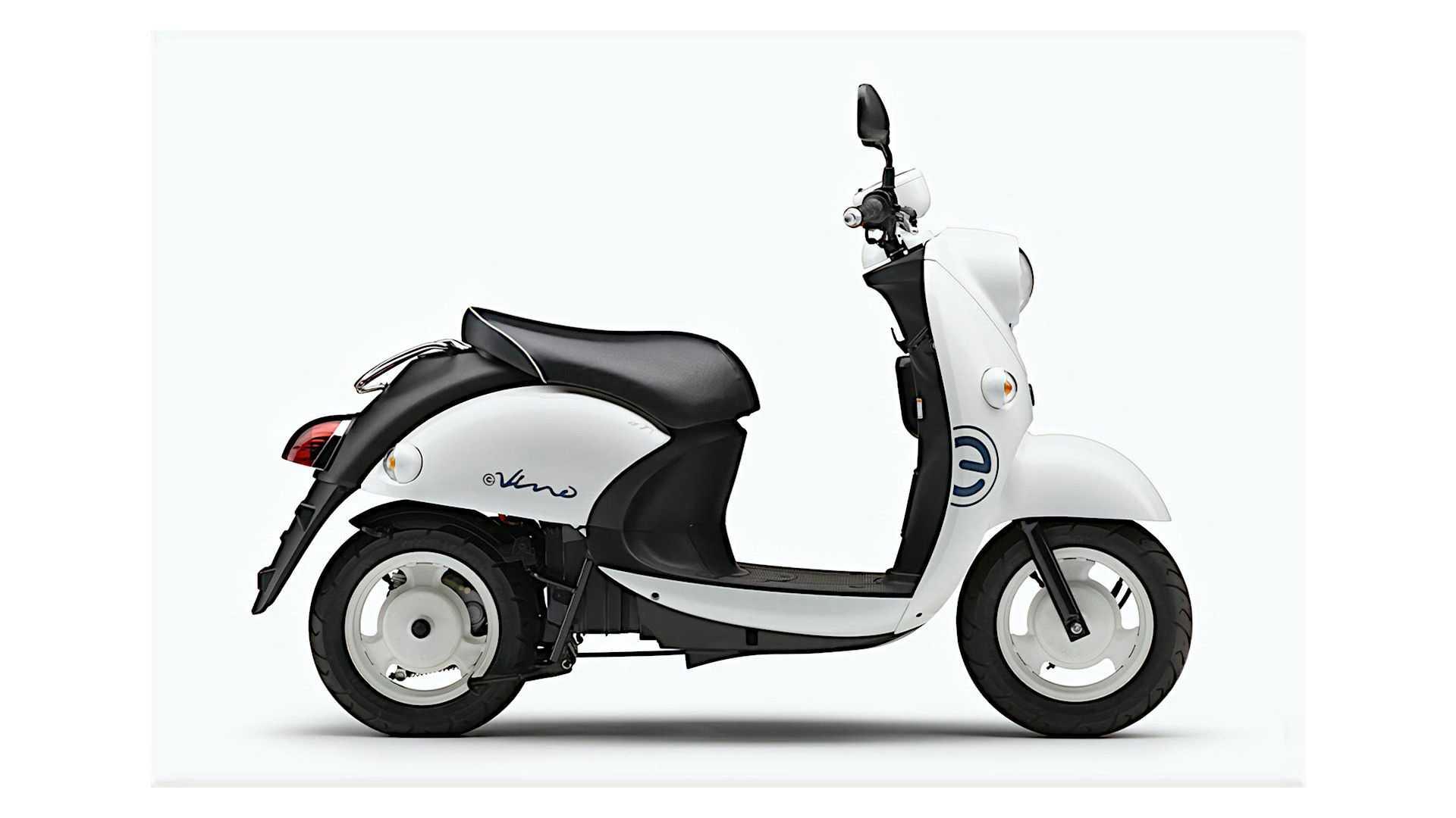 Yamaha'dan şehir içi kullanıma uygun elektrikli motosiklet: e-Vino