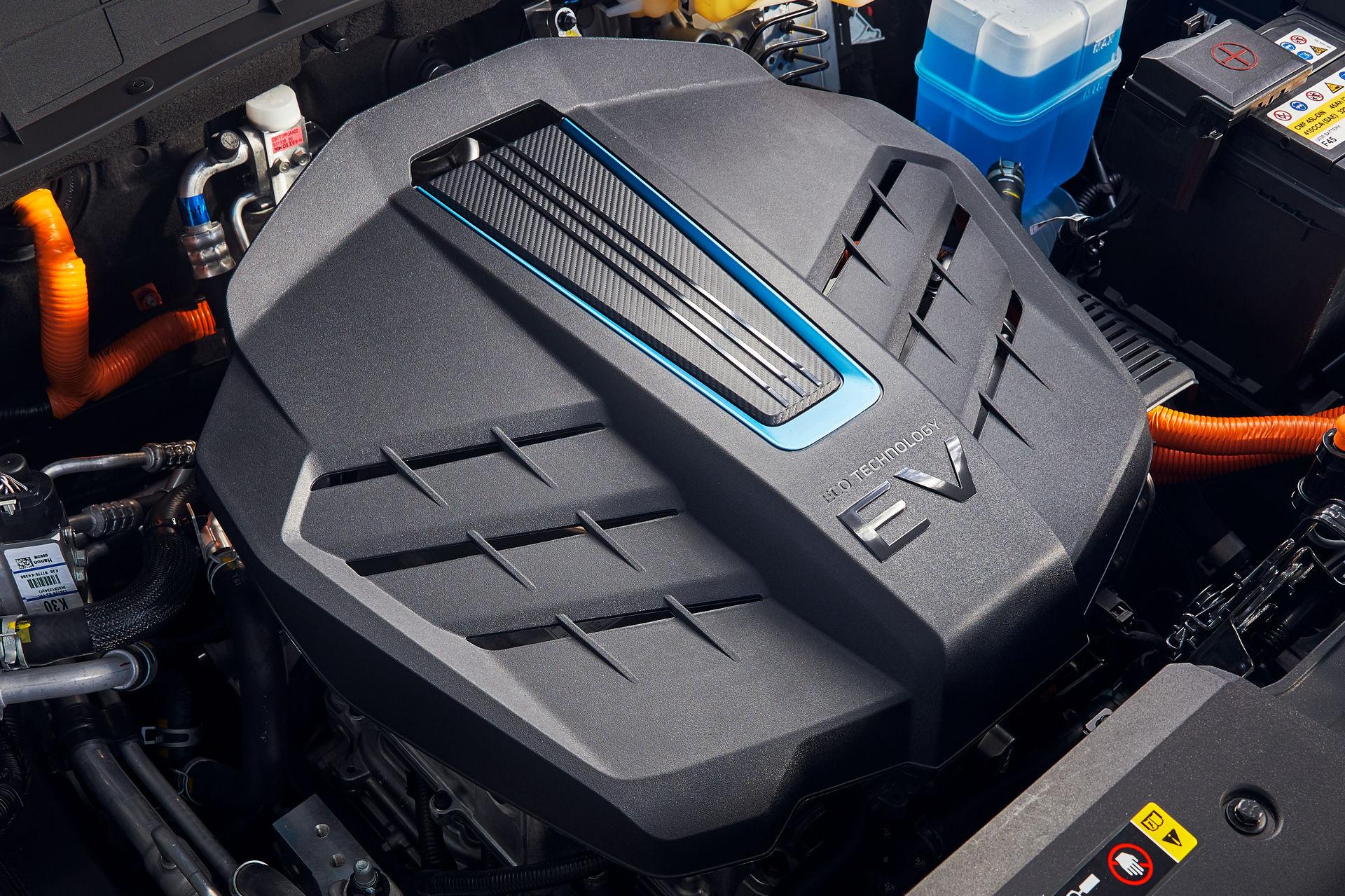 Makyajlı Hyundai Kona Electric, yenilenen yüzü ve teknolojileriyle geldi