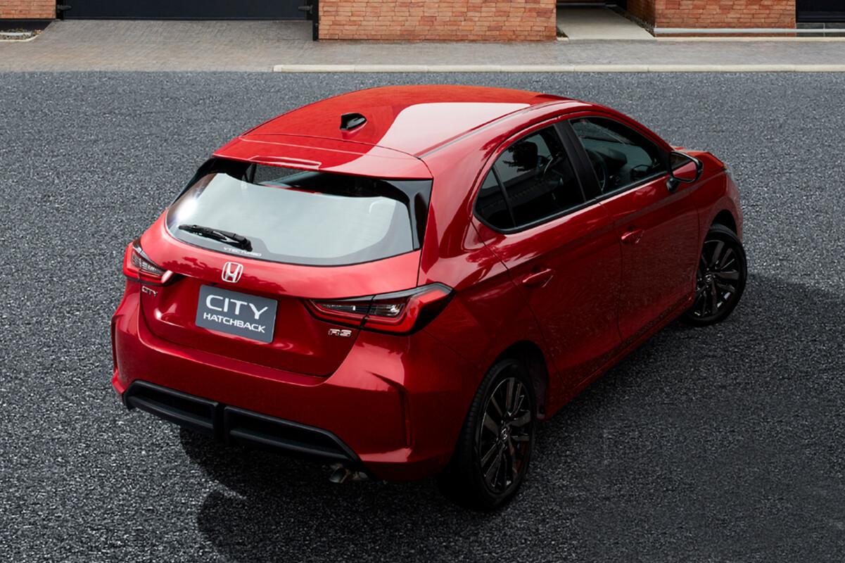 2021 Honda City Hatchback tanıtıldı