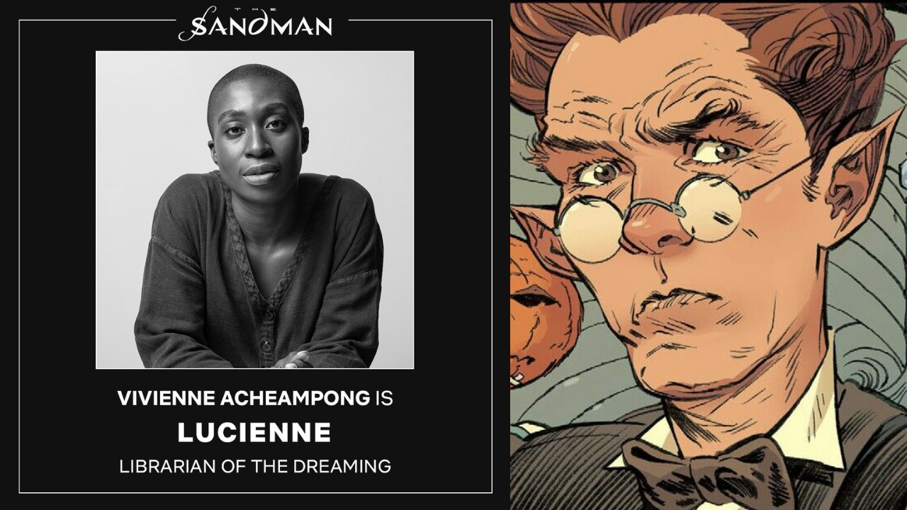 Netflix'in yeni çizgi romandan uyarlanan dizisi Sandman'in oyuncu kadrosu belli oldu