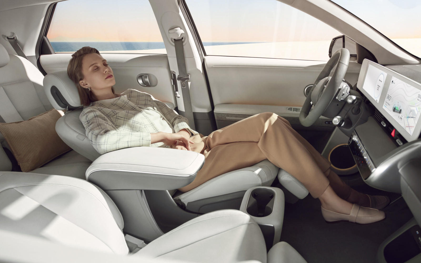 Elektrikli Hyundai Ioniq 5 tanıtıldı: İşte tasarımı ve özellikleri