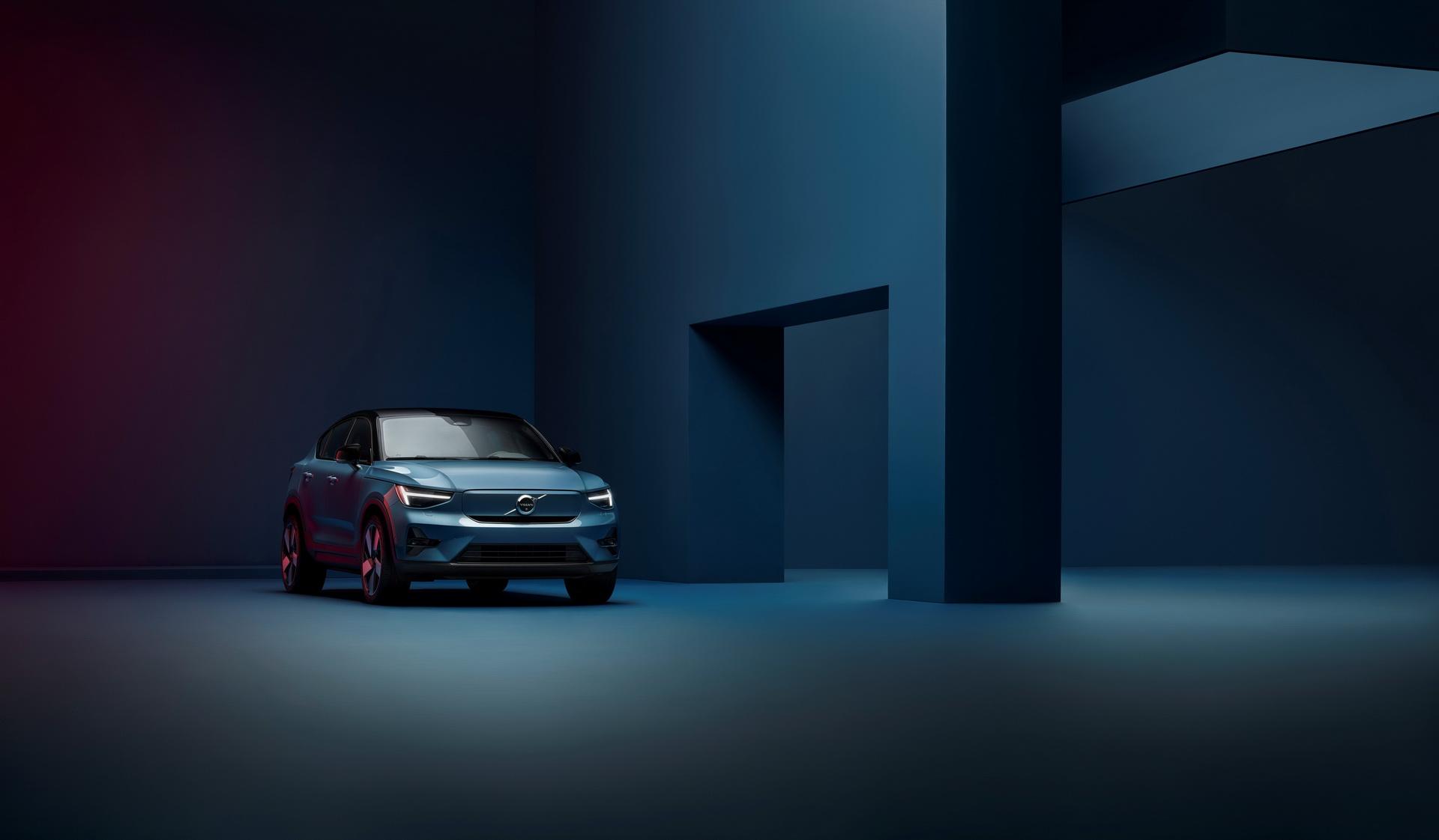 Volvo, yeni elektriklisi C40 Recharge'ı tanıttı: İşte tasarımı ve özellikleri