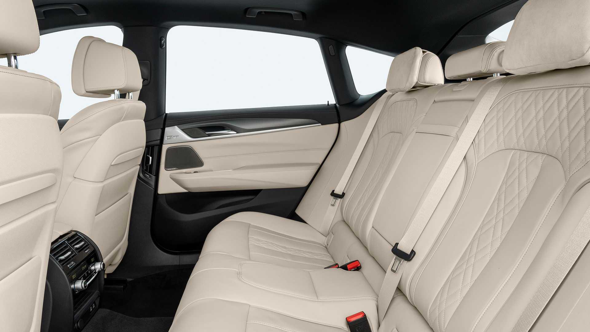 Makyajlı BMW 6 Serisi Gran Turismo Türkiye fiyatı ve özellikleri