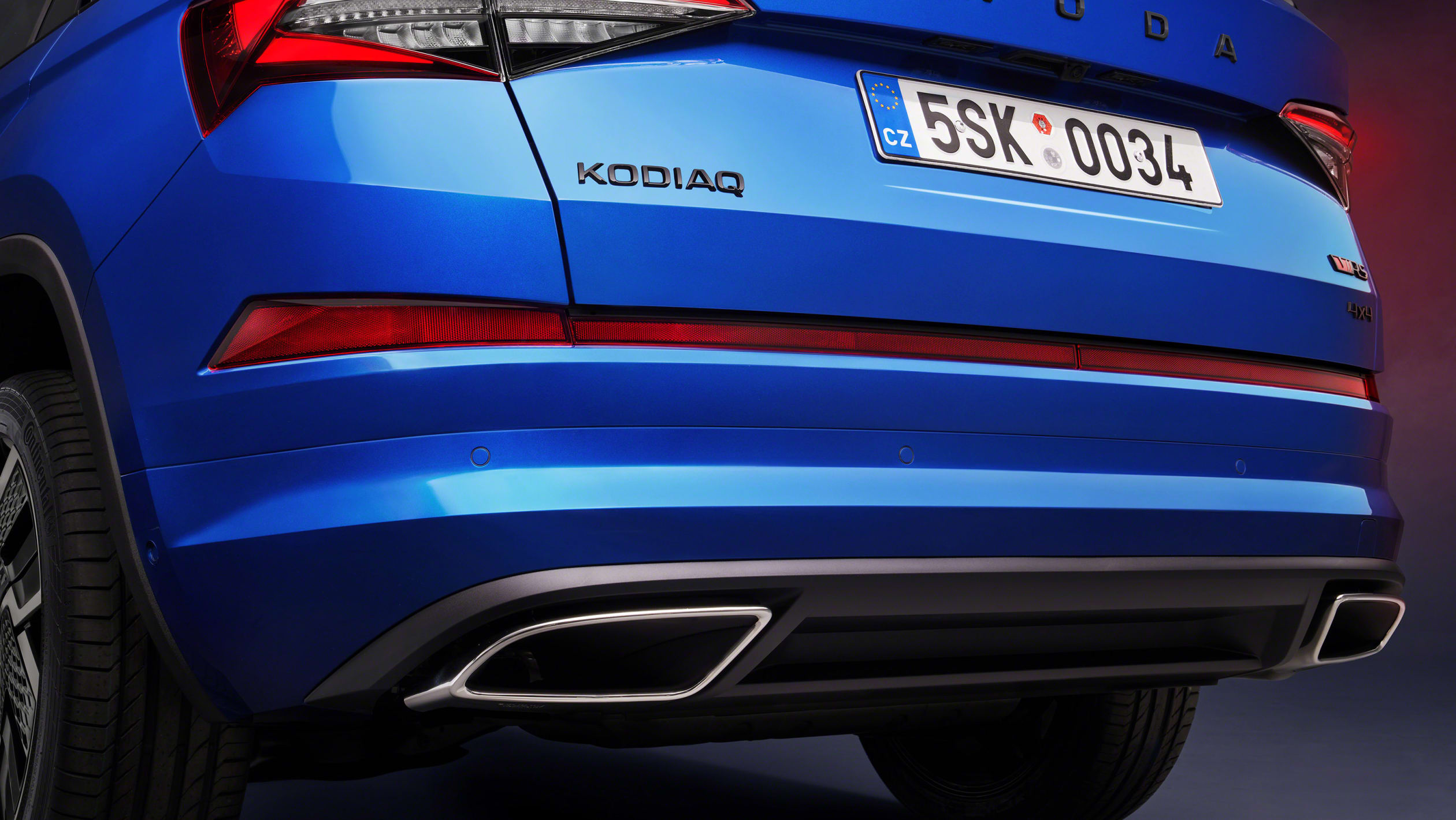 Makyajlı 2021 Skoda Kodiaq tanıtıldı