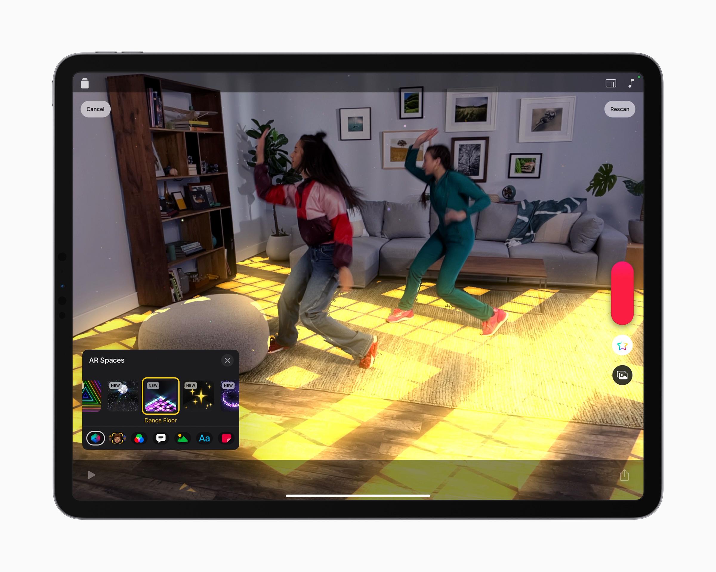 2021 iPad Pro tanıtıldı!