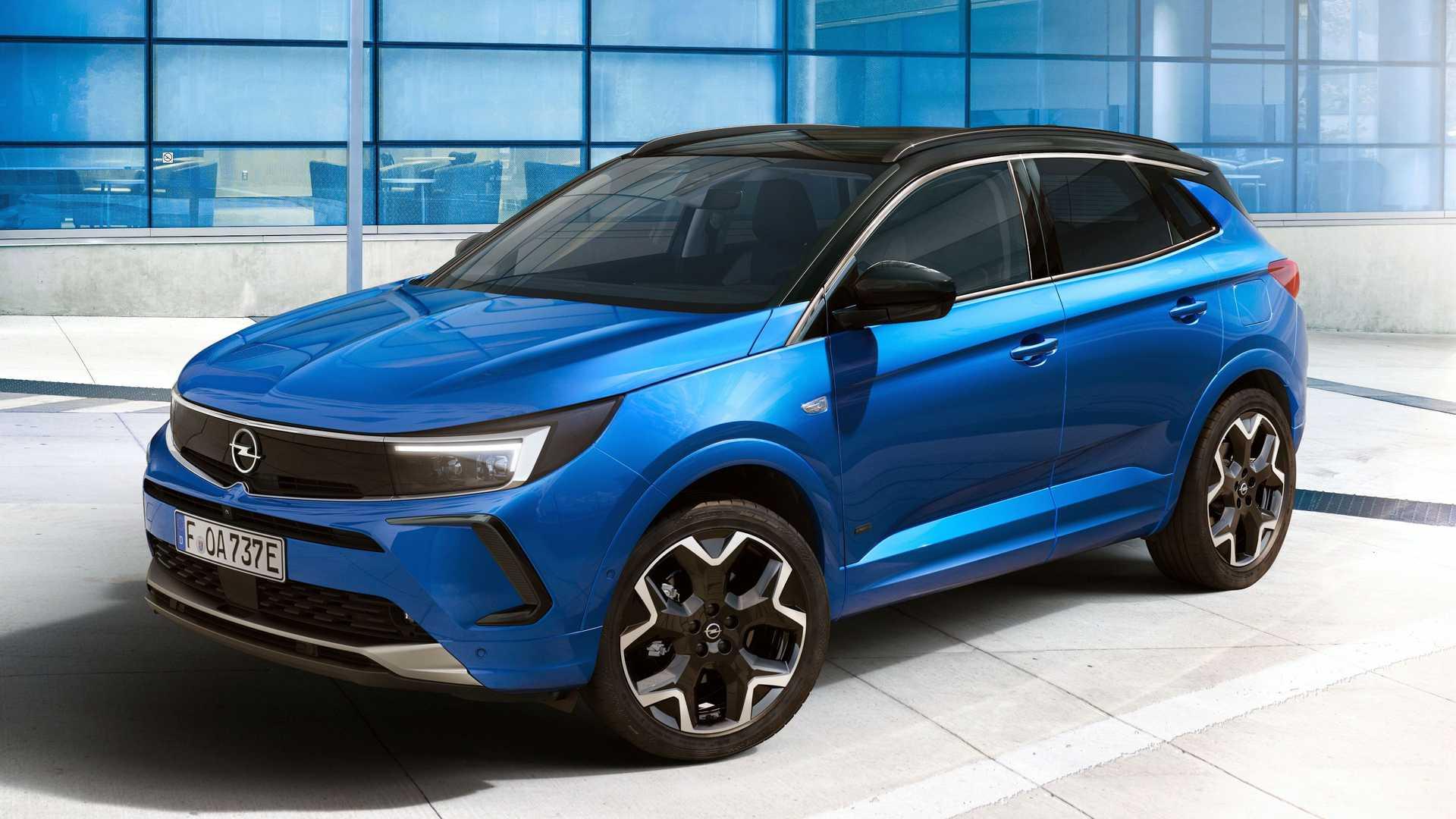 Makyajlı 2021 Opel Grandland ortaya çıktı: İşte tasarımı ve özellikleri