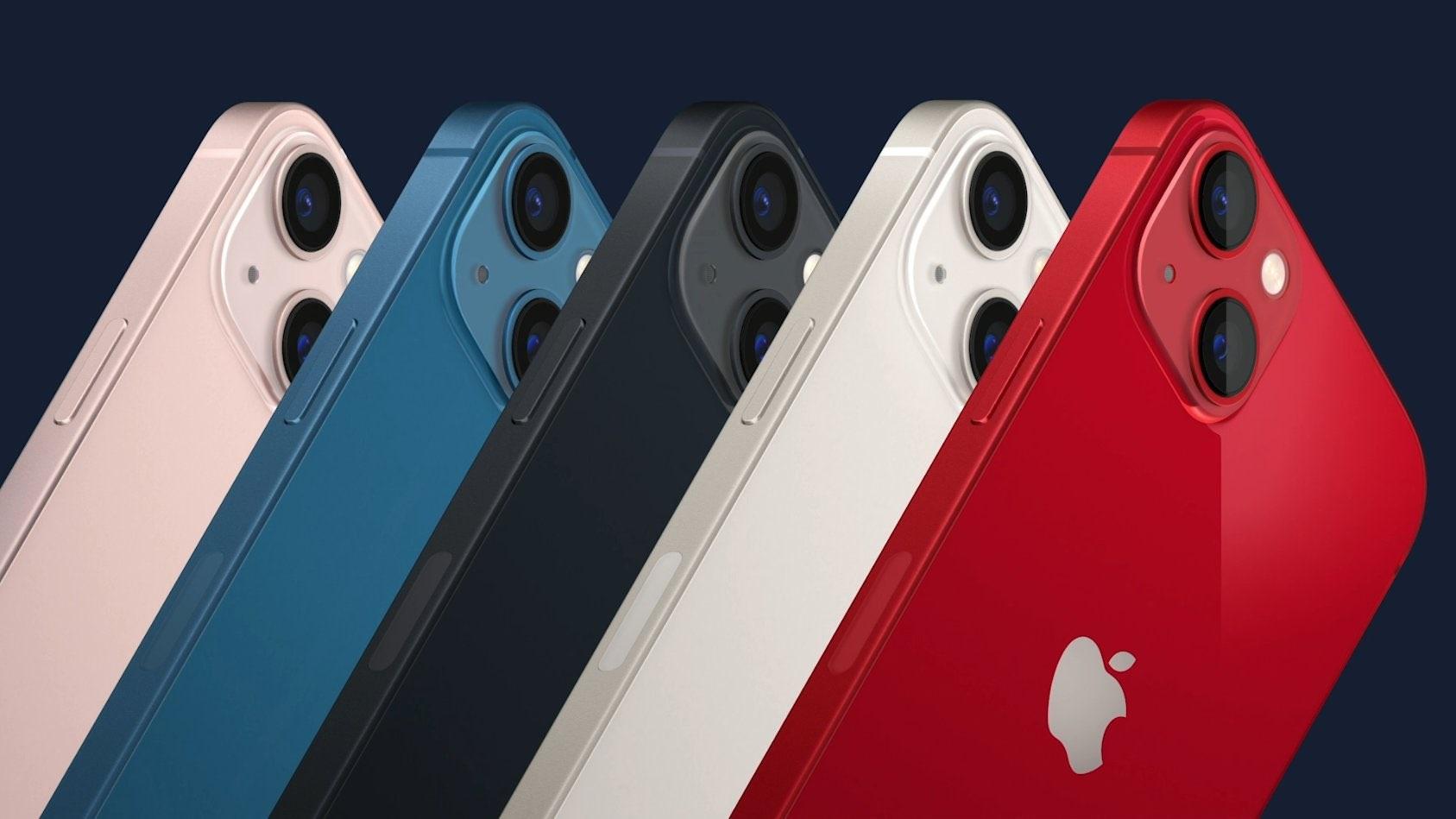 Apple iPhone 13 mini & iPhone 13 tanıtıldı! İşte fiyatı, tasarımı ve özellikleri