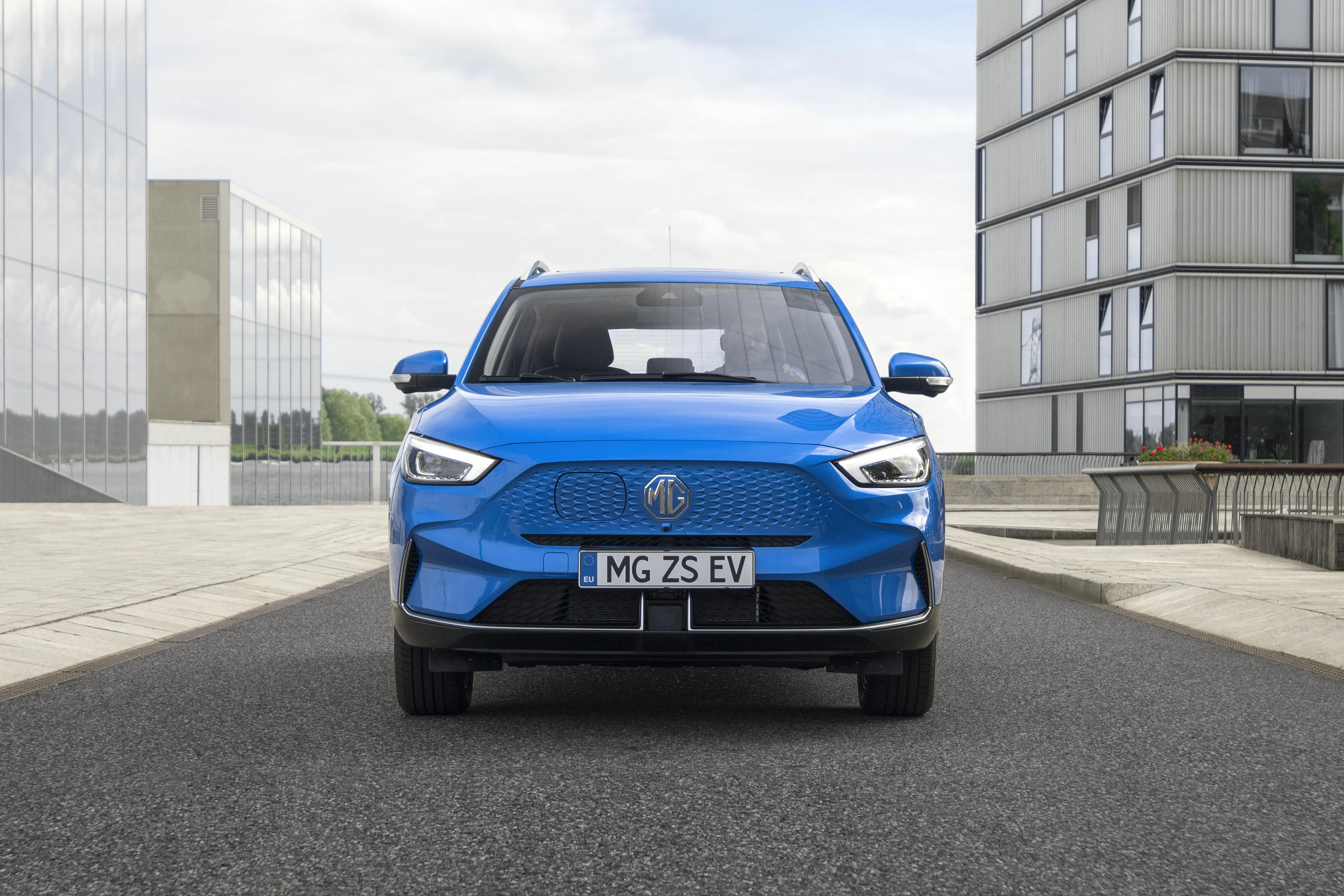 Yeni MG ZS EV tanıtıldı: Yenilenen tasarım ve daha uzun menzil