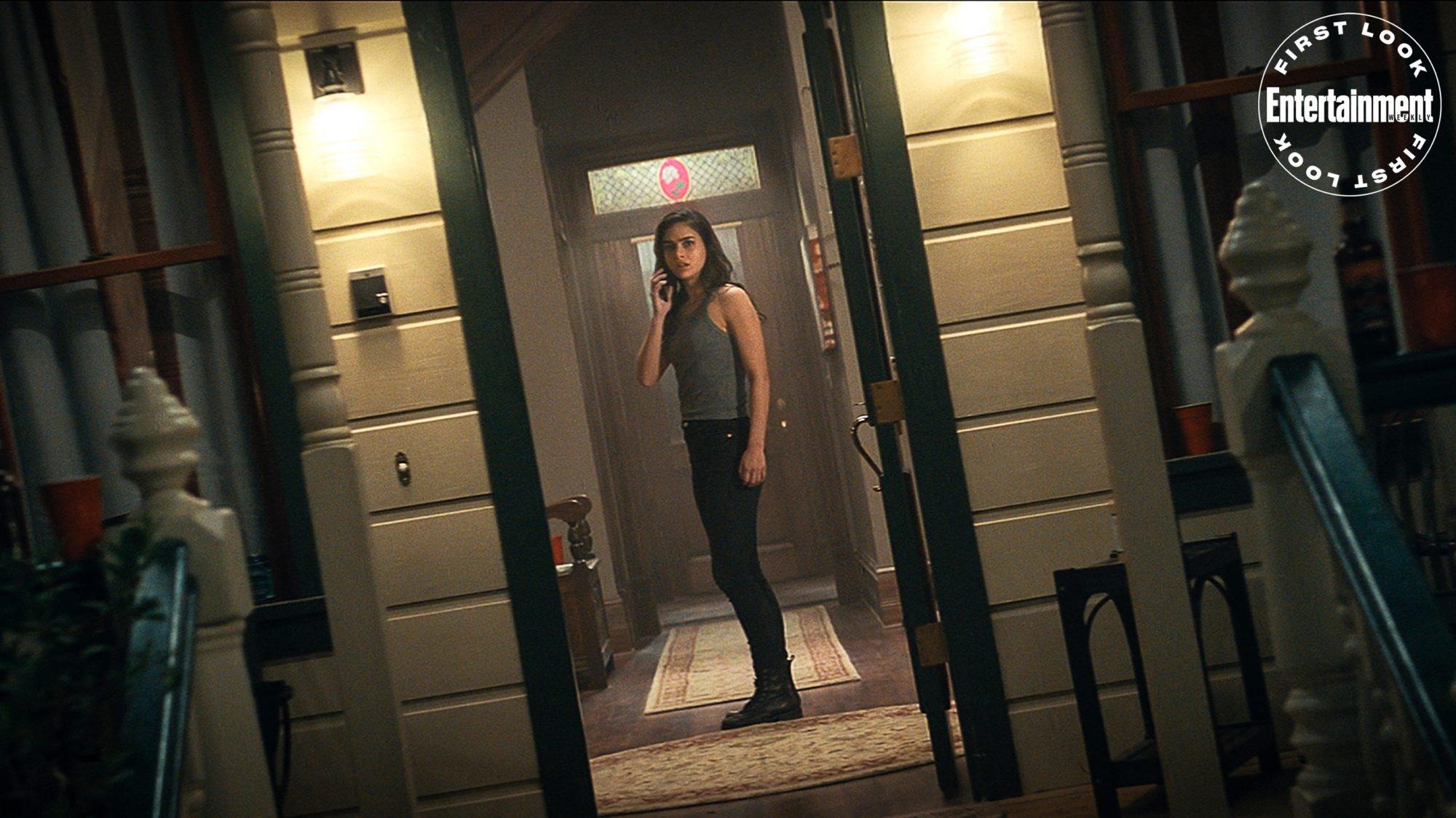 Popüler korku filmi serisi Scream'in yeni filminden ilk görseller paylaşıldı