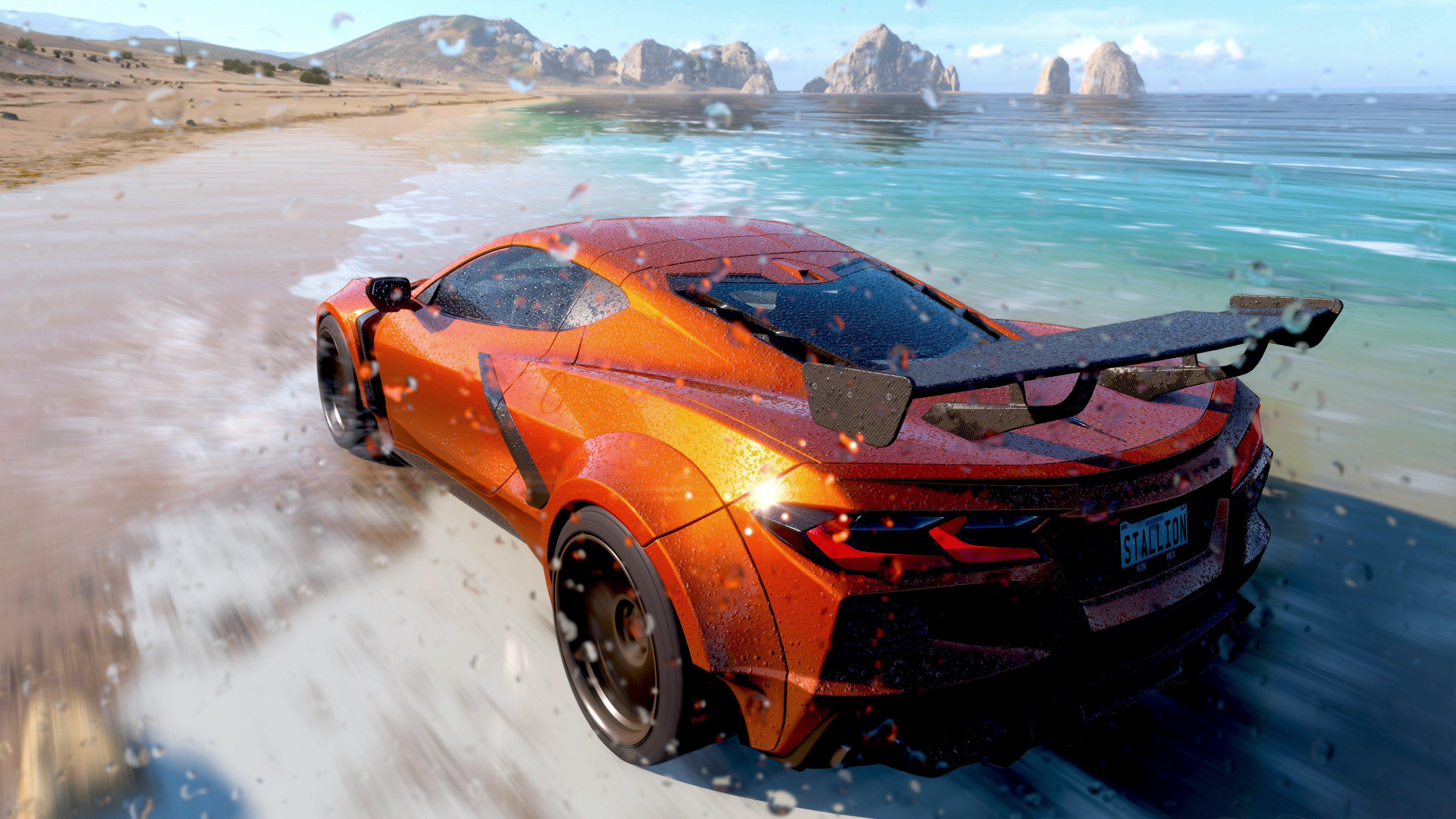Xbox Series X'ten alınan Forza Horizon 5 görselleri paylaşıldı: Tek kelimeyle harikalar