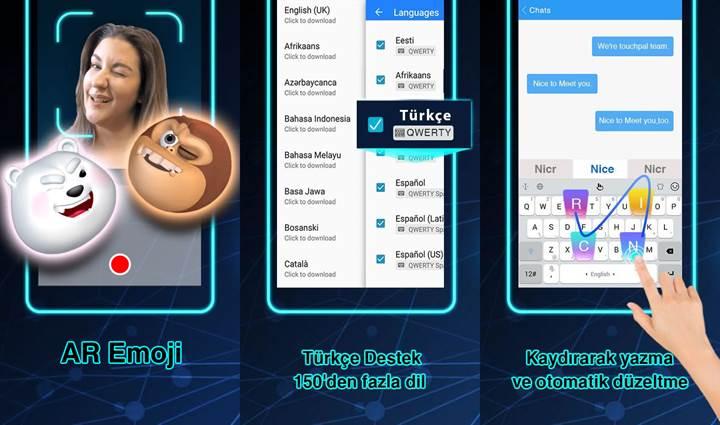 Popüler Android klavyesi TouchPal, dijital asistanla