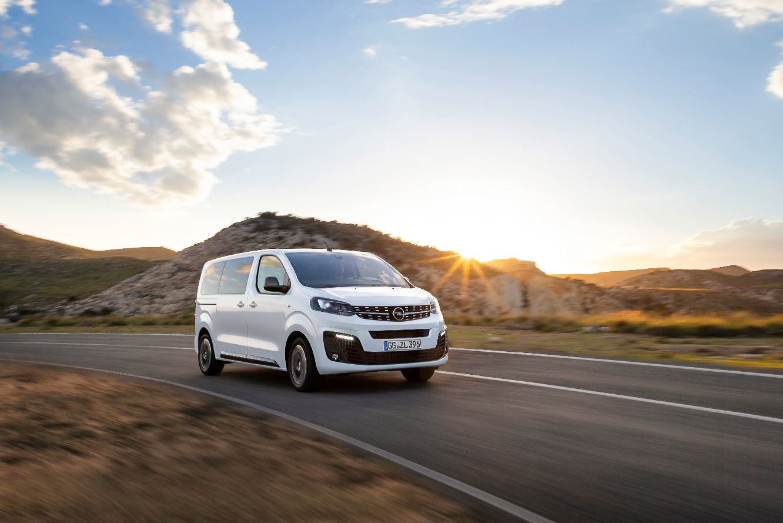 Opel Zafira'ya PSA dokunuşu; işte karşınızda yeni Opel Zafira Life