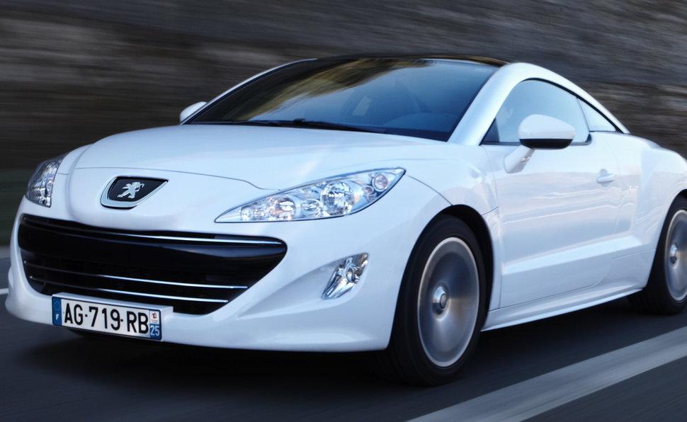 Peugeot Rcz Hakkında Ne Düşünüyorsunuz Sayfa 1 2