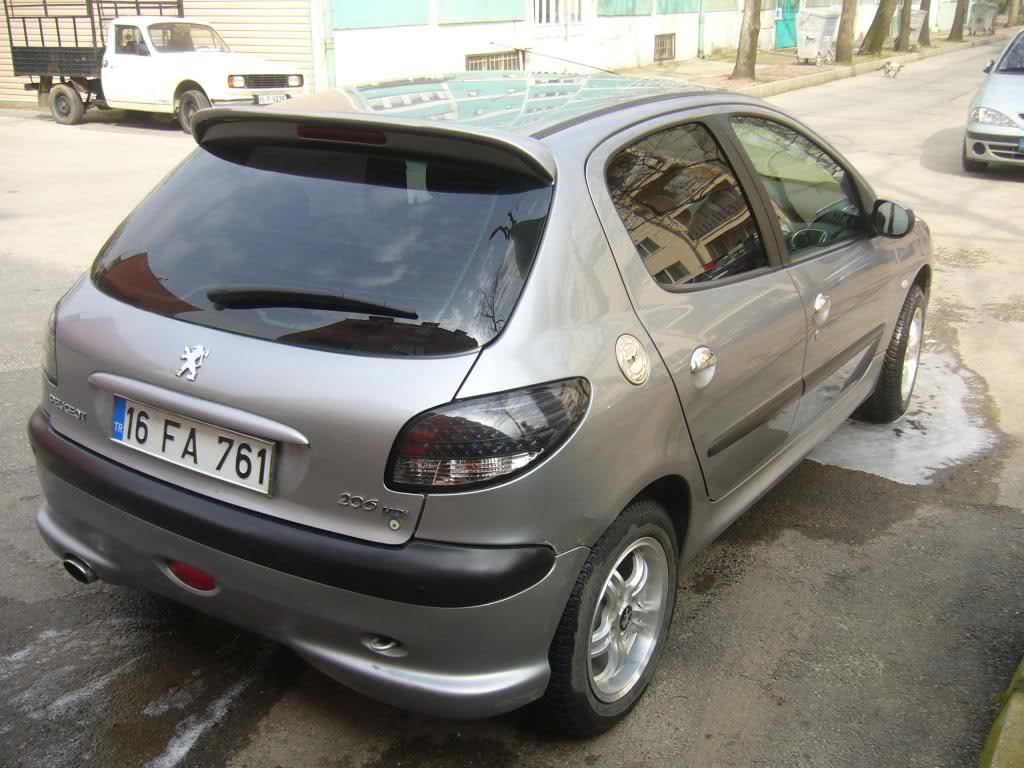 peugeot 206page 37 of 49