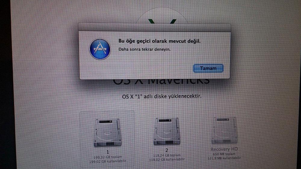 Mac os x disk utility restore failure