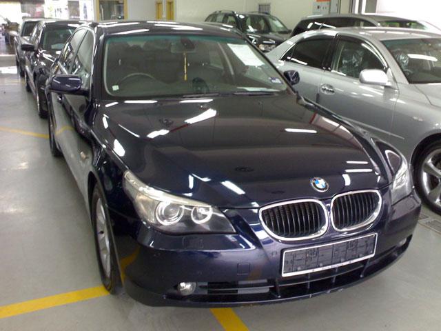 2004-2005 model bmw 520i'' lpg uyumu ve yakıt tüketimi hakkıdaki