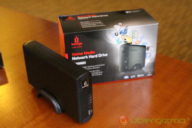 Iomega 34337 - Home Media Network Hard Drive NAS