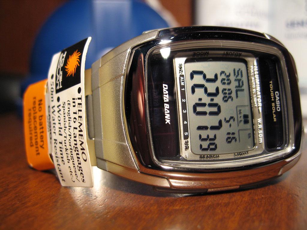 Amazoncom: Casio - DBE30-1AV: Casio: Watches