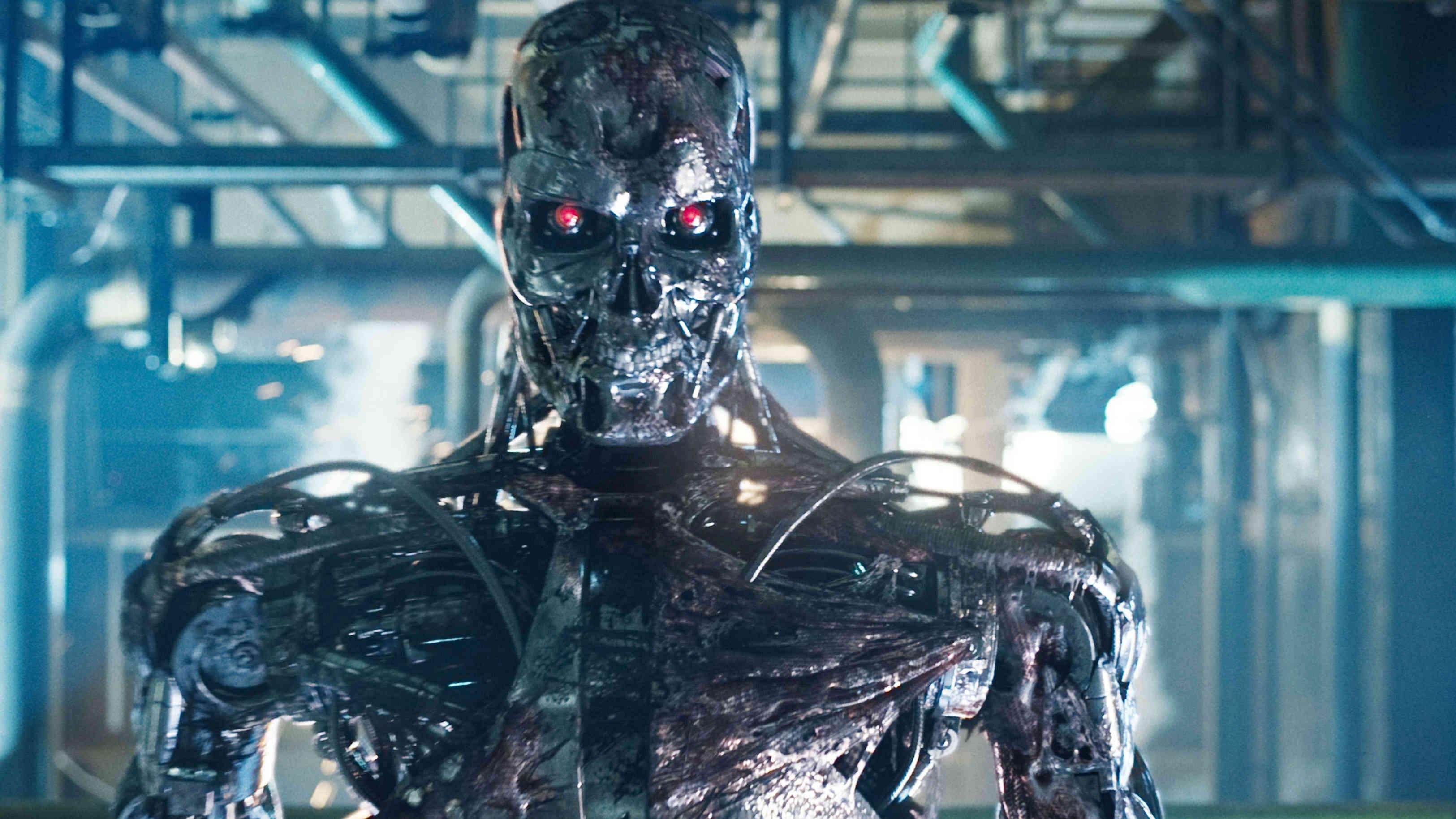 T800  Terminator Salvation Concept Art terminator