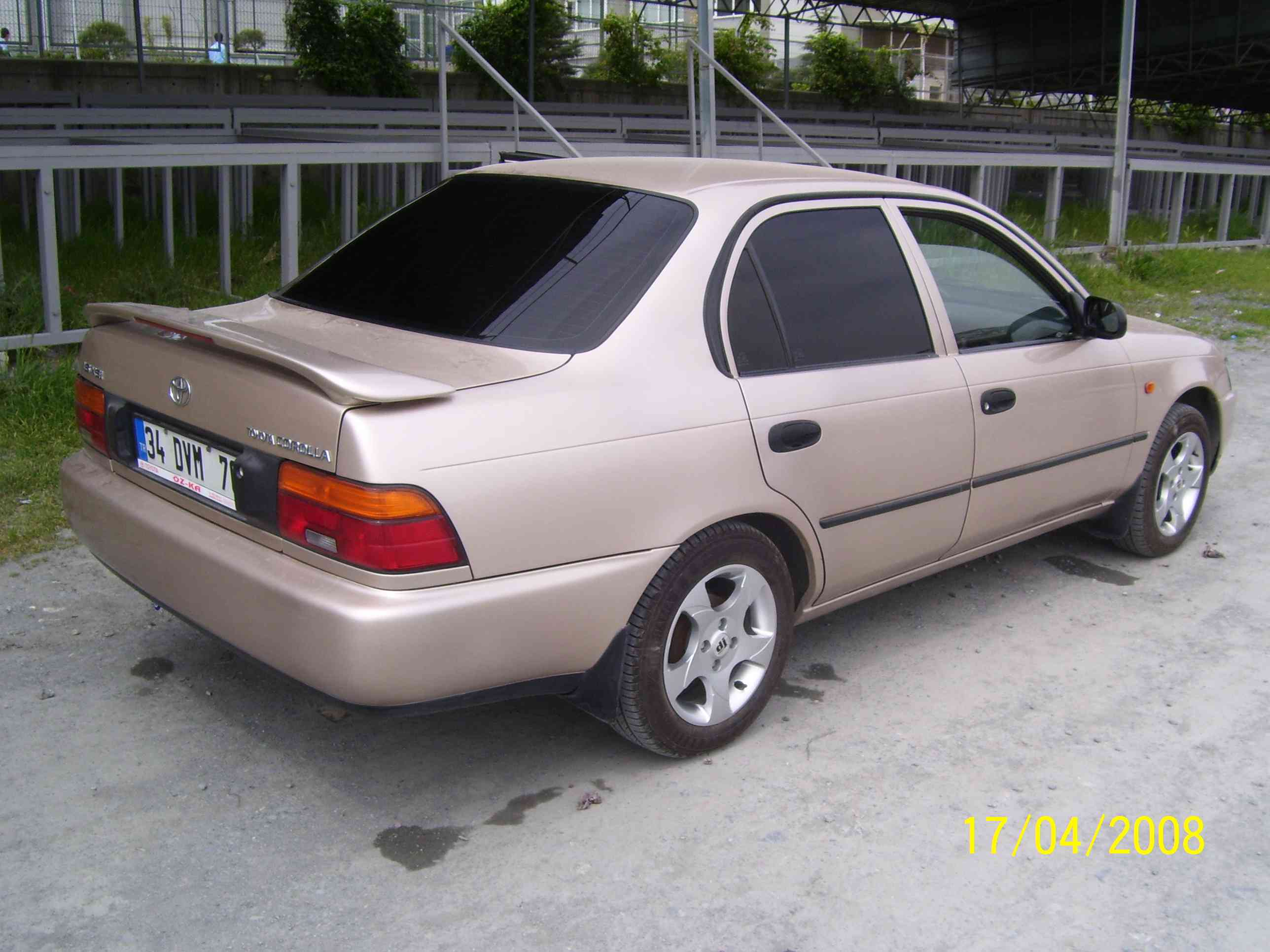 &&& 92---98 efsane toyota corolla klubÜ &&&page 97 of 481