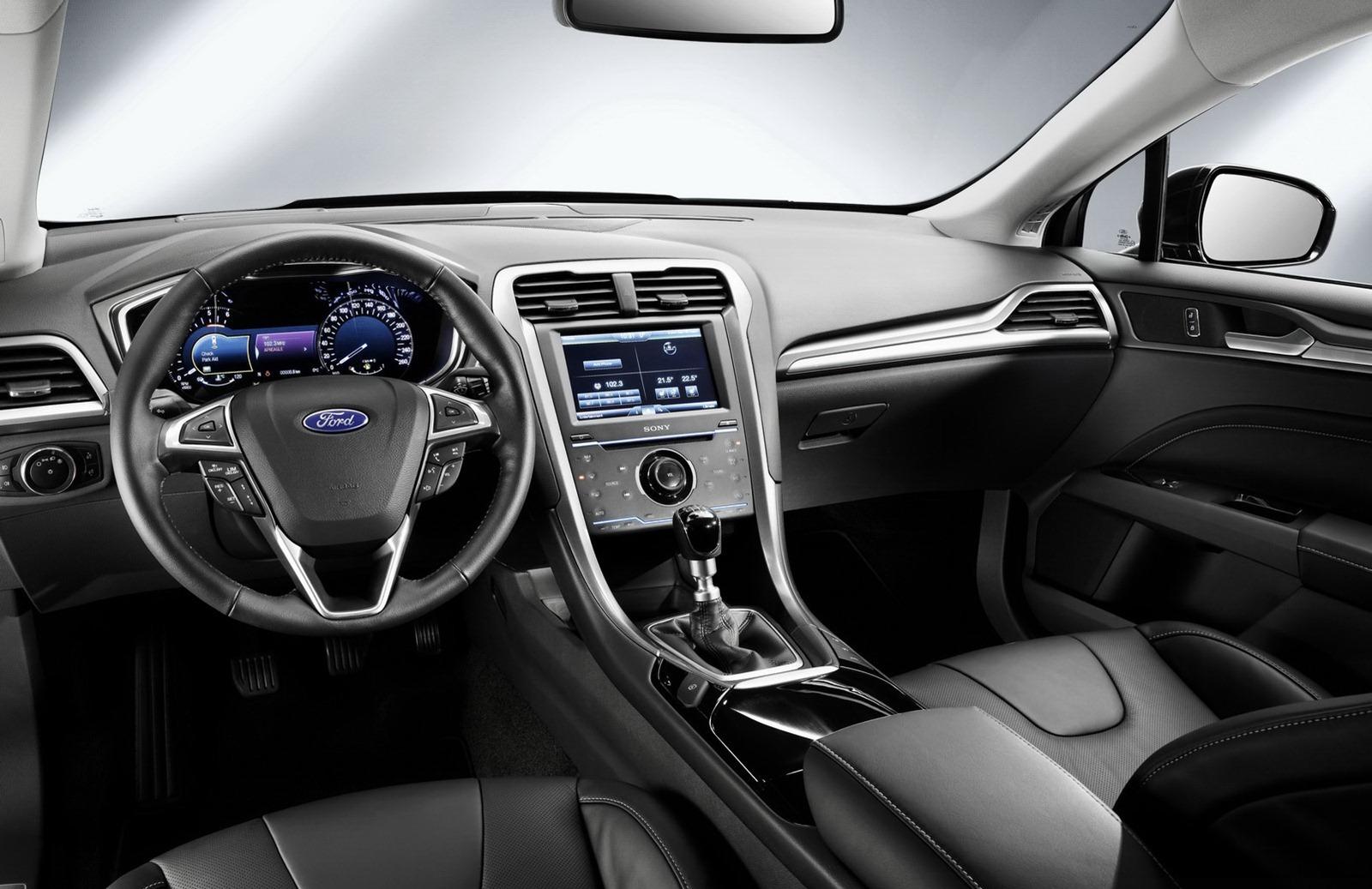 Форд Мондео 2016-2017 в новом кузове: фото, цена