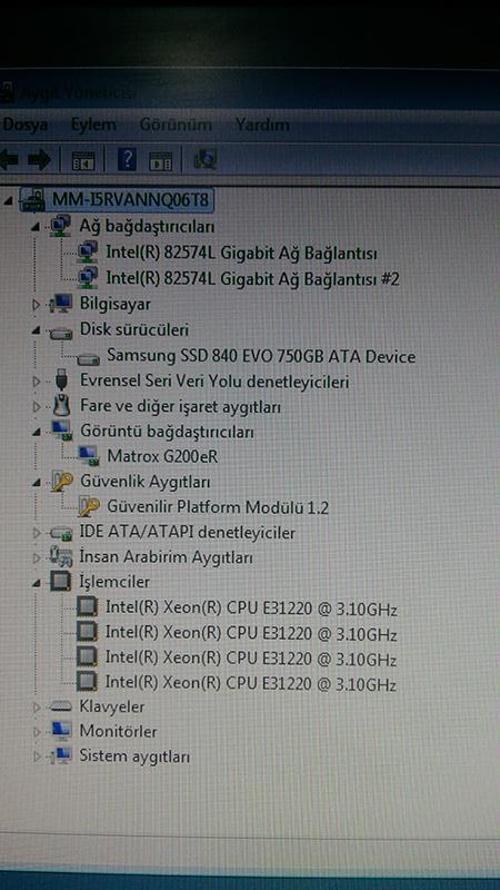 Ibm x3100 m4 display